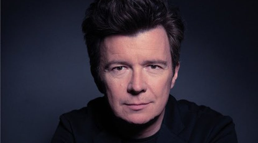 Rick Astley to play Uttoxeter concert in 2020