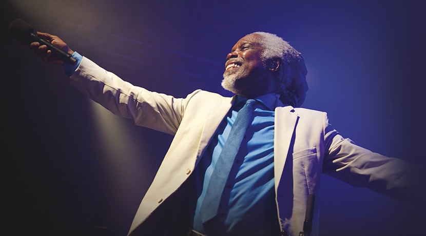 Billy Ocean announces One World 2020 show at Symphony Hall