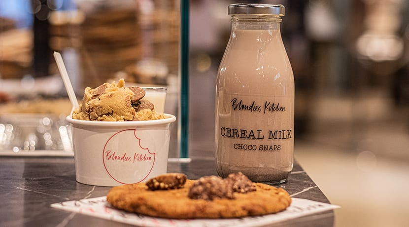 New York-style milk and cookies bar Blondies Kitchen to open in Selfridges