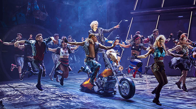 Full cast announced for Bat Out Of Hell - The Musical at The Alexandra Theatre