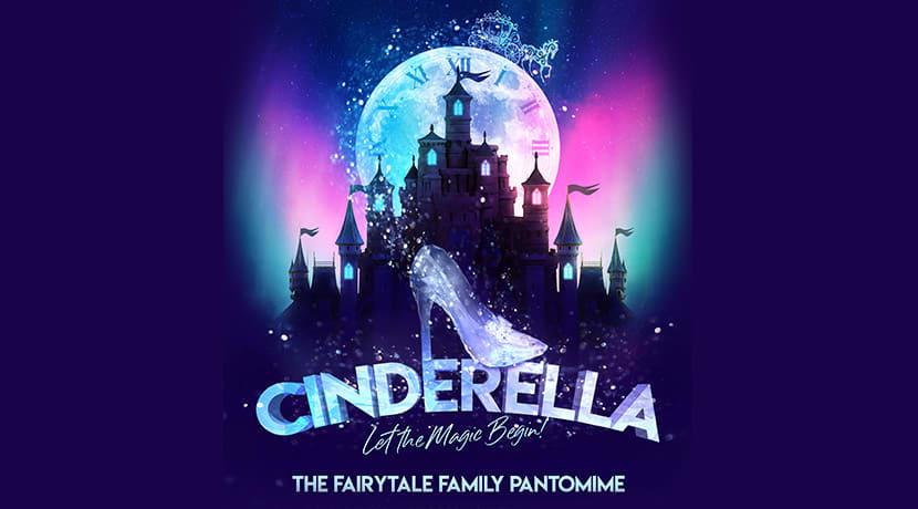 Wolverhampton Grand announce Cinderella as their 2020/21 pantomime