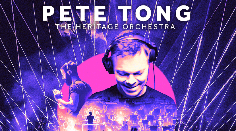 Pete Tong & The Heritage Orchestra return to Birmingham with Ibiza Classics tour