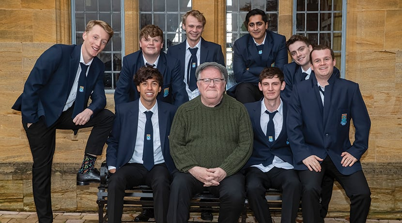 Alan Bennett's classroom comedy-drama visits The Midlands