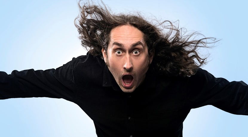 Ross Noble - Warm up