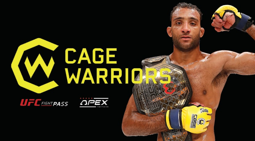 Cage Warriors 114