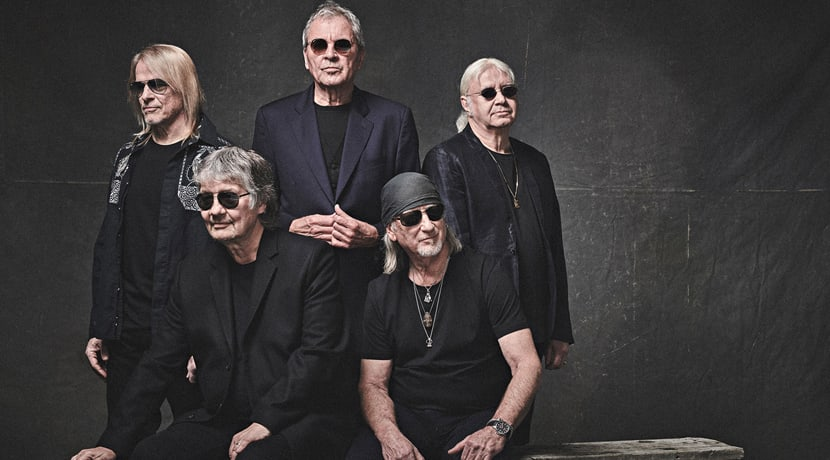 Deep Purple plus Blue Oyster Cult + Support