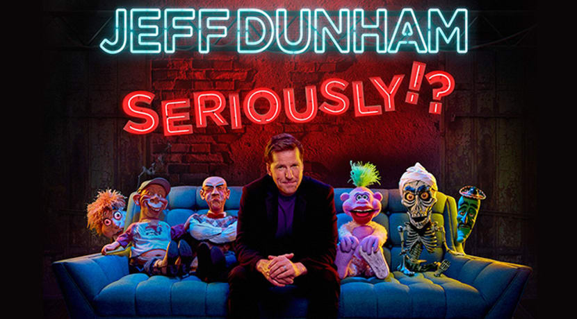 Jeff Dunham - Seriously