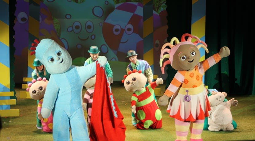 Tickets for In The Night Garden Live in Malvern now on sale