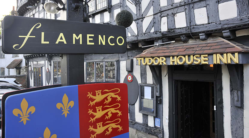 Win a meal for two plus wine at Flamenco