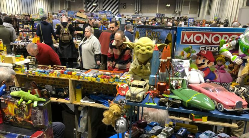 Toy Collectors Fair
