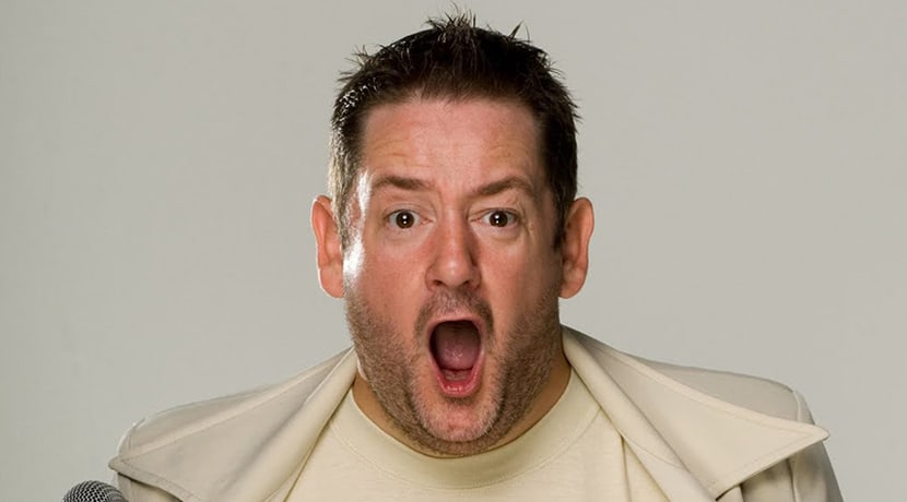 Johnny Vegas to bring headline show to Coventry in May