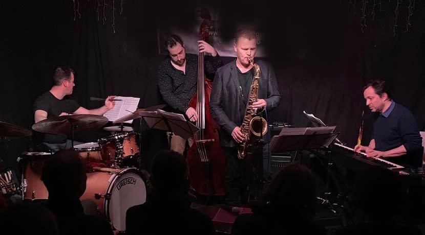 Iain Bellamy Quartet