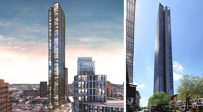 Approval granted for 61-storey skyscraper which would be the tallest building in Birmingham