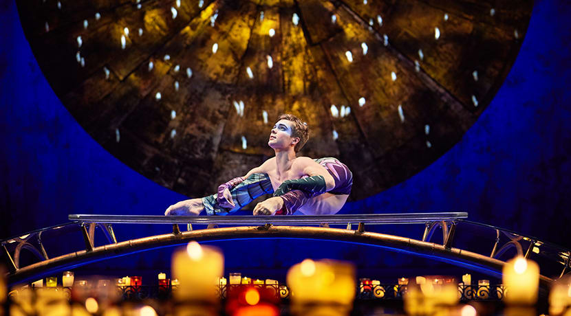 Cirque du Soleil's latest production Luiza is truly spectacular