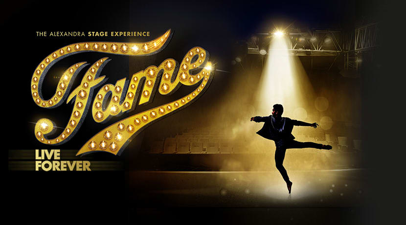 Budding actors wanted to perform in a full-scale production of Fame The Musical at The Alexandra