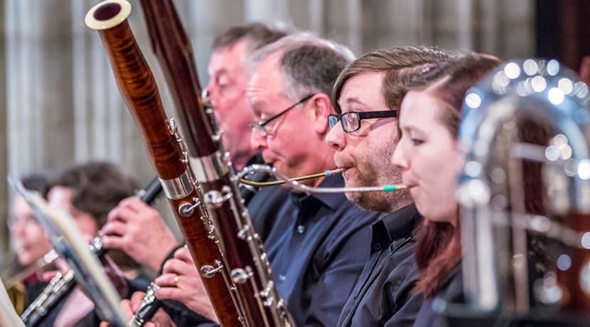 Bromsgrove Concerts: Orchestra Of St John Chamber Ensemble