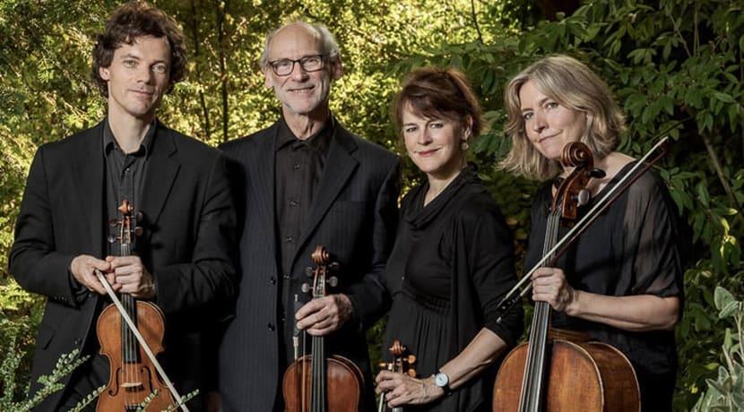 Bromsgrove Concerts: Fitzwilliam String Quartet