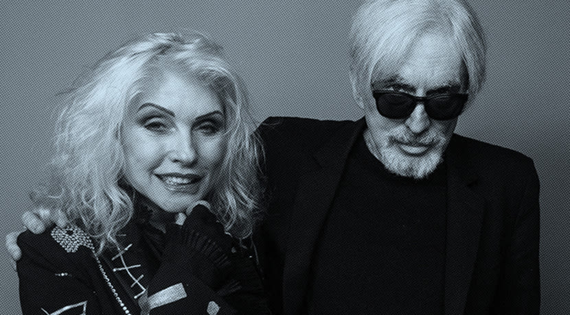Blondie's Debbie Harry and Chris Stein to talk at Symphony Hall