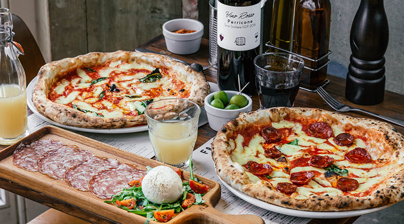 Franco Manca and Uber Eats to donate £1 from every order to food banks and charities