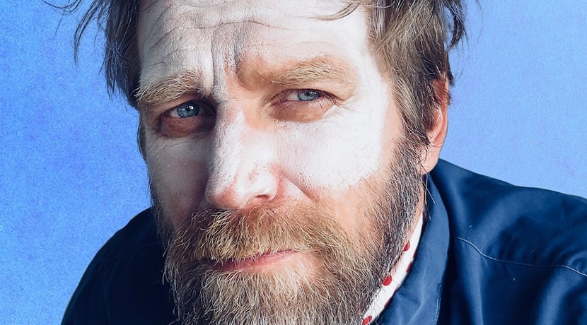 Comedian Tony Law is back with a brand new show...