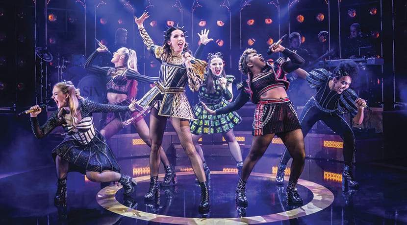 West End musical SIX is hitting the road...