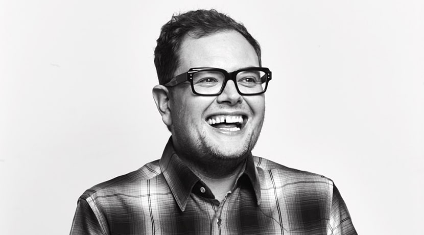 Alan Carr brings his Not Again, Alan tour to Wolverhampton