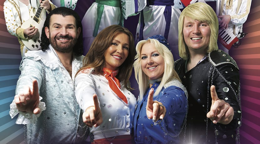 Arrival - The Hits Of ABBA to play Walsall Arena