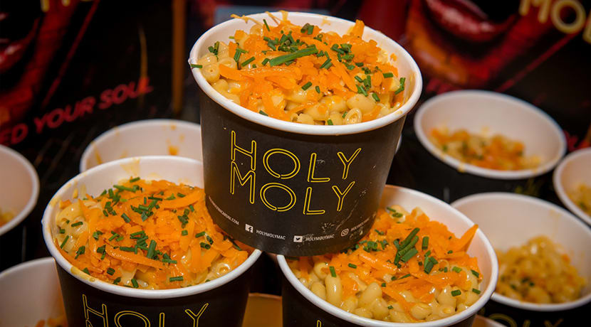 Holy Moly teams up with FoodCycle to donate meals each week