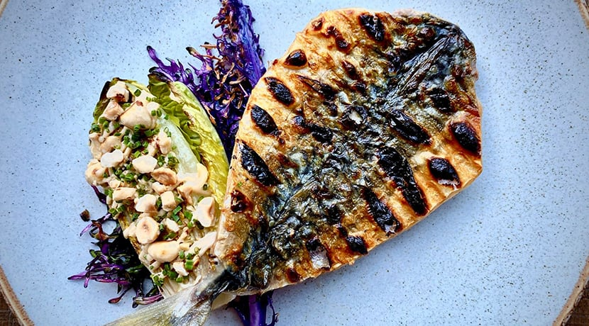 Stratford restaurant The Woodsman launches its new pre-theatre menu