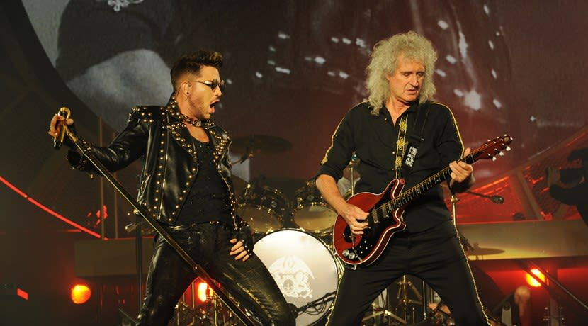 Queen + Adam Lambert bring their 2020 Rhapsody Tour to Birmingham
