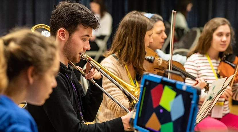 National Open Youth Orchestra announce partnership with Birmingham venues