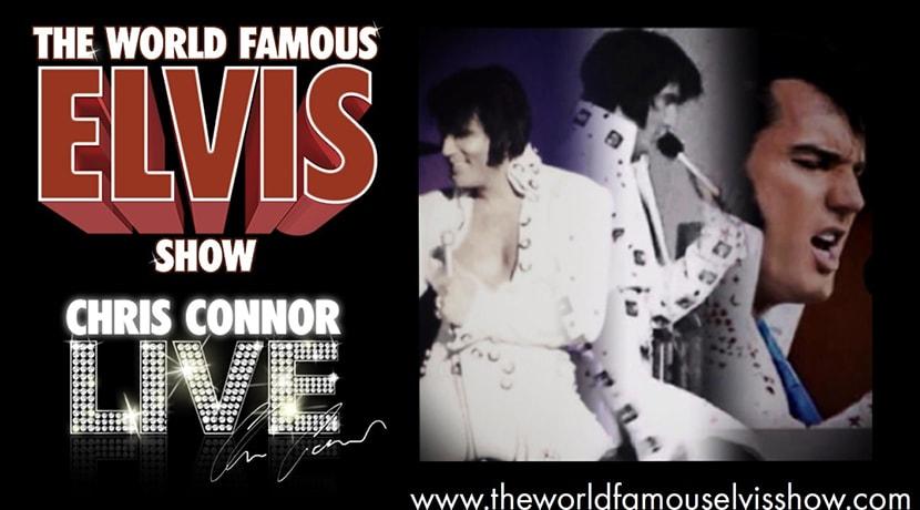 Chris Connor The World Famous Elvis Show