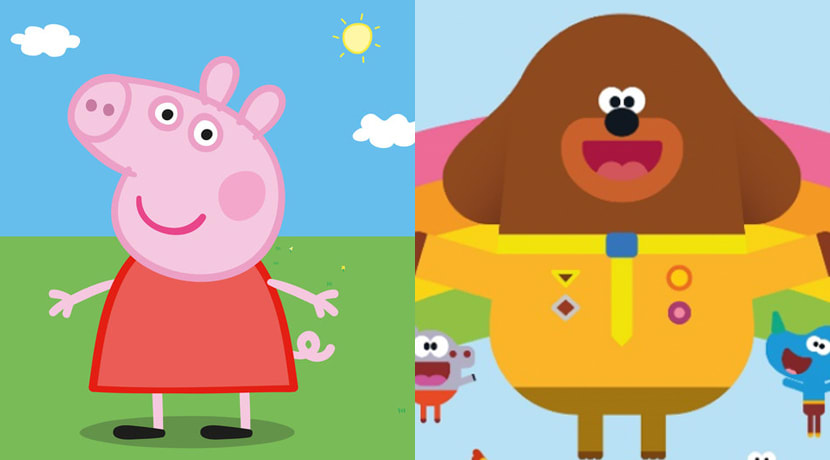 Kids TV favourites to appear at intu Merry Hill for half term