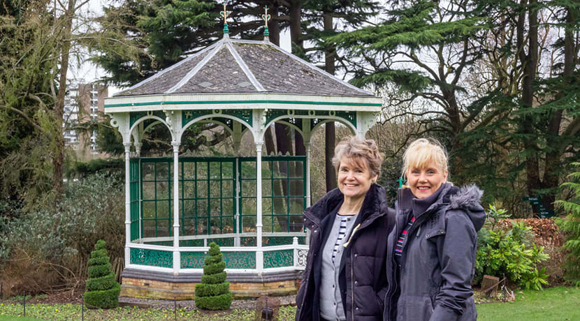 Birmingham Botanical Gardens launches appeal to restore historic bandstand
