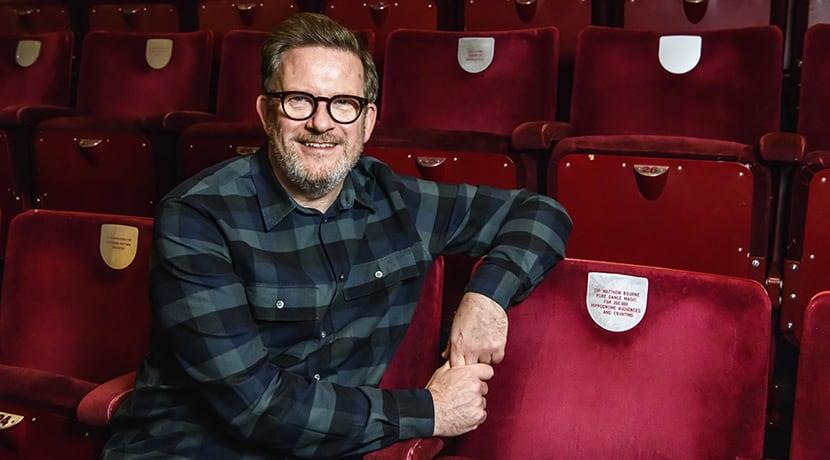 Sir Matthew Bourne celebrates playing to 200,000 audiences at Birmingham Hippodrome