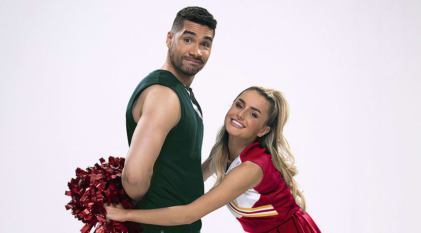 Amber Davies and Louis Smith to star in Bring It On The Musical
