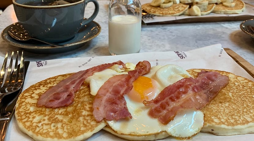 Bullring & Grand Central are giving away free pancakes tomorrow