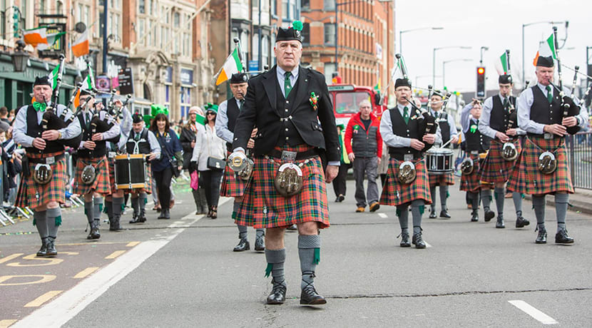 Birmingham St. Patrick's Parade is now going ahead following investment from local companies
