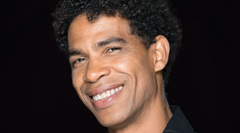 Carlos Acosta talks about taking over as Director of Birmingham Royal Ballet...