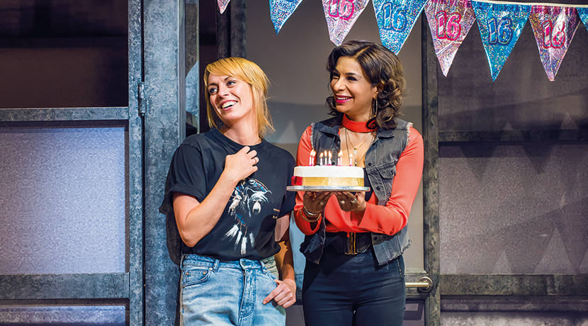 Shobna Gulati and Layton Williams chat ahead of Everybody's Taking About Jamie