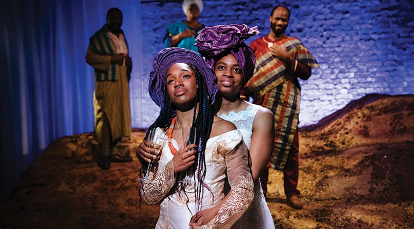 British-Nigerian family drama The High Table shows at Birmingham REP