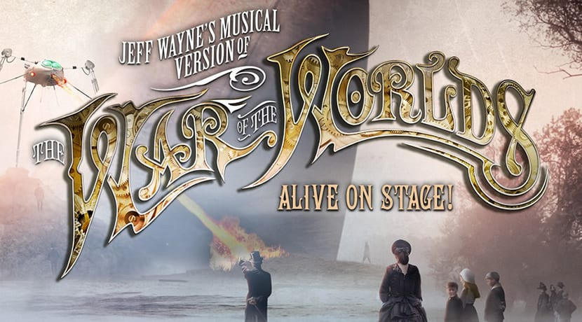 Jeff Wayne's musical version of The War of The Worlds - Alive on Stage! returns to Birmingham