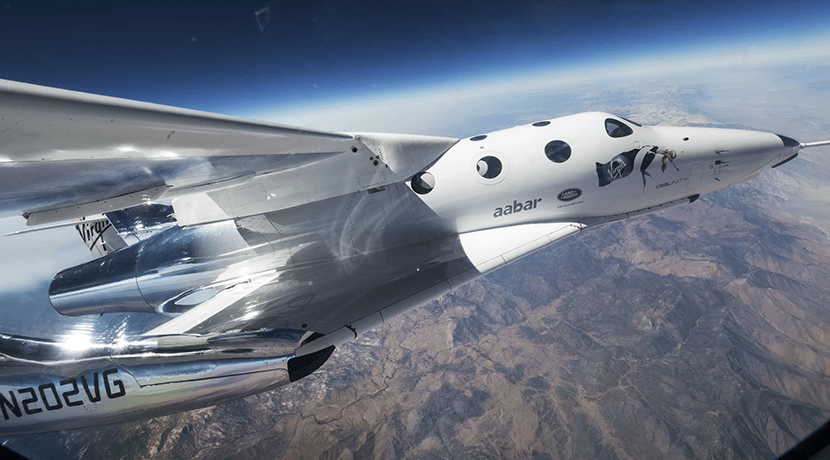 Virgin Galactic opens registrations for tourists to fly into space