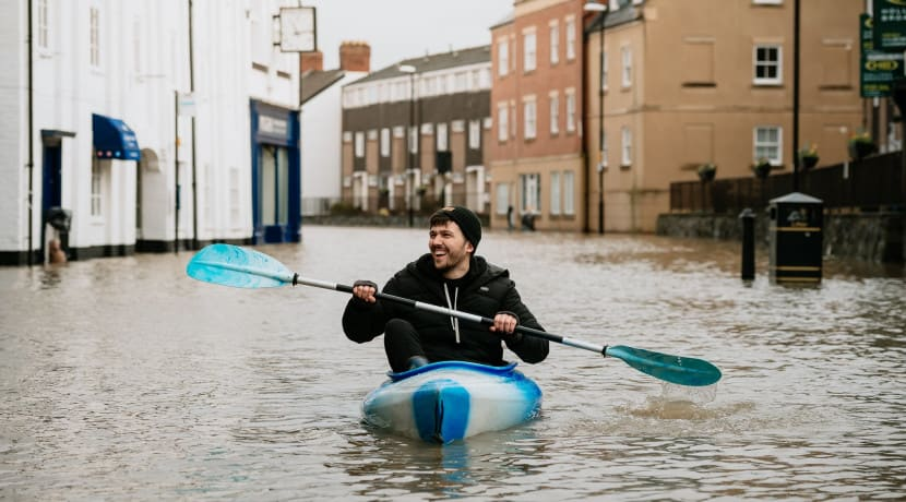The Wake of Worcestershire Flooding: Support Local Independents