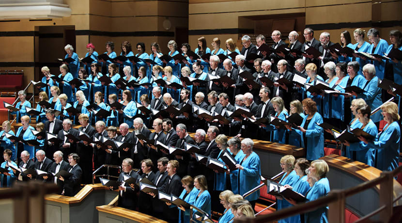 City Of Birmingham Choir: Faire Is The Heaven