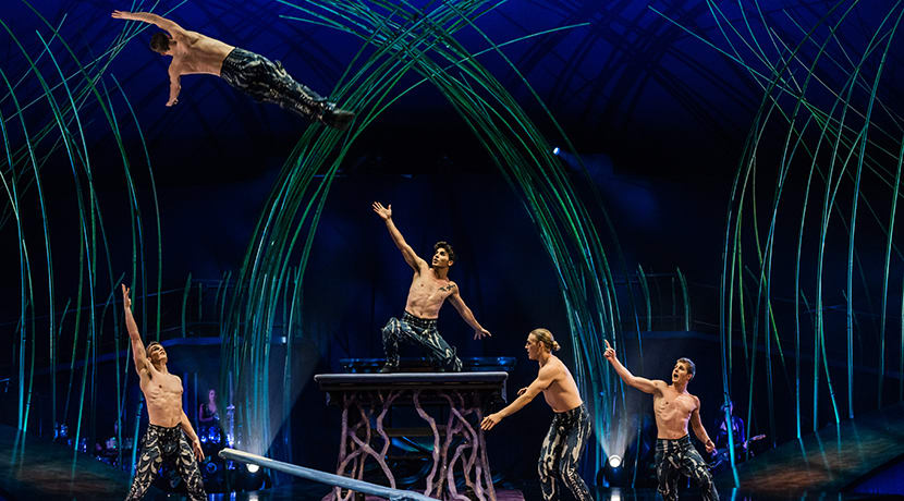 Cirque Du Soleil Invites Fans To Watch A Full 60 Minute Show Online For Free