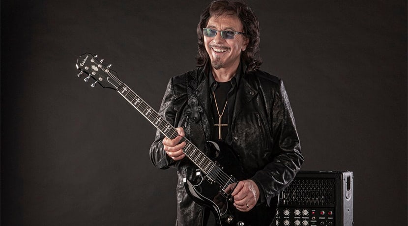 Black Sabbath's Tony Iommi auctions off personal collection to raise money for charity