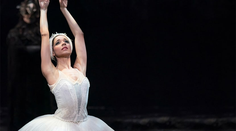 BBC Arts to show a live stream of Birmingham Royal Ballet's The Swan