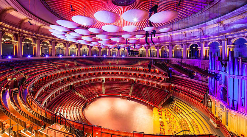 Royal Albert Hall to stream free shows online direct from artists' living rooms