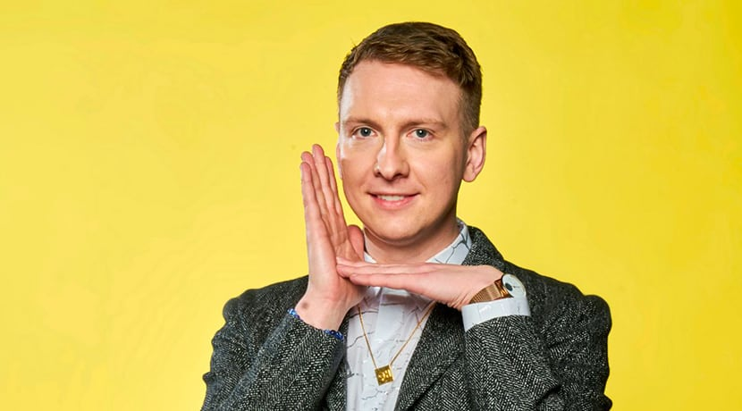 Birmingham comedian formerly known as Hugo Boss changes name back to Joe Lycett